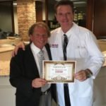 Dr. Lohr Receives Masters Certificate for Back Pain Treatment